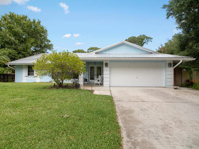 Fort Pierce Single Family Home For Sale: 868 Noa Street