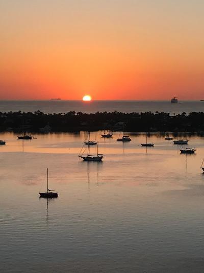 West Palm Beach Rental Leased: 5200 Flagler Drive #1502
