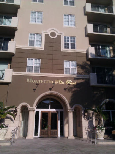 West Palm Beach Rental For Rent: 616 Clearwater Park Road #1003