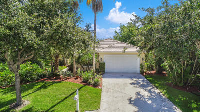 Hobe Sound Single Family Home For Sale: 7881 SE Mammoth Drive