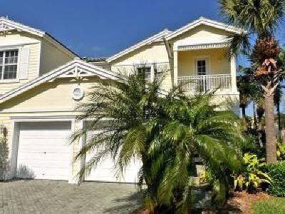 Fort Pierce Townhouse For Sale: 1907 Mariner Bay Boulevard