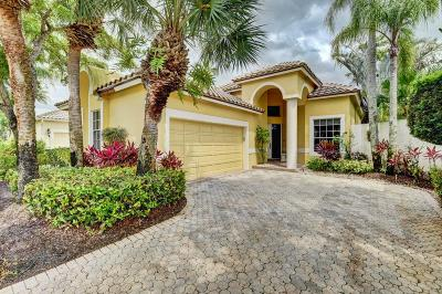 Delray Beach Single Family Home For Sale: 16951 Knightsbridge Lane