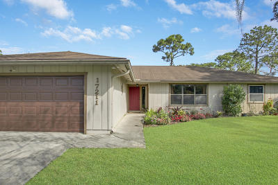 Loxahatchee Single Family Home For Sale: 17211 35th Place