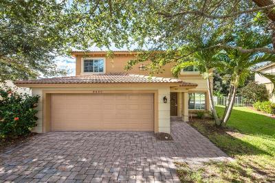 Stuart Single Family Home For Sale: 4880 SE Duval Drive