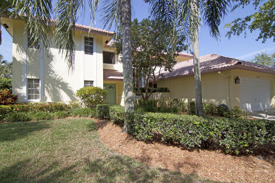 Delray Beach Single Family Home For Sale: 2883 Sabalwood Court
