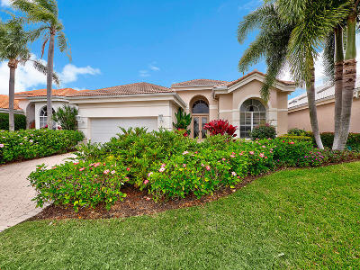 Palm Beach Gardens Single Family Home For Sale: 116 Windward Drive
