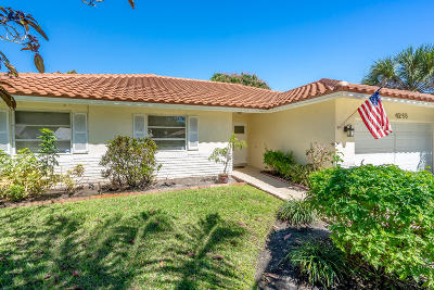 Delray Beach Single Family Home For Sale: 4265 NW 9th Street
