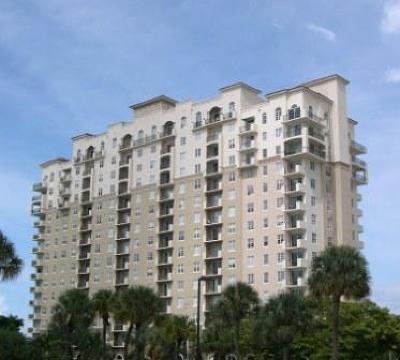 West Palm Beach Rental For Rent: 616 Clearwater Park Road #1013
