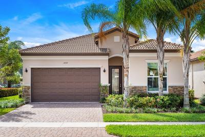 Villaggio Reserve Single Family Home For Sale: 14885 Rapolla Drive