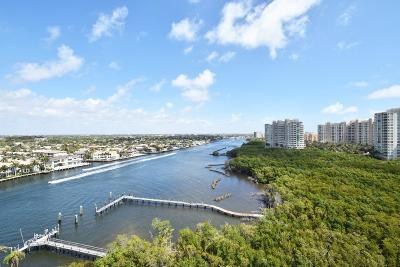 Highland Beach Condo For Sale: 3912 S Ocean Boulevard #1403
