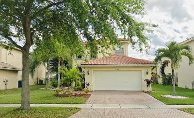 Royal Palm Beach Single Family Home For Sale: 11482 Sage Meadow Terrace