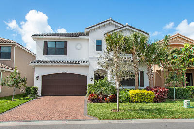 Delray Beach Single Family Home For Sale: 13781 Moss Agate Avenue