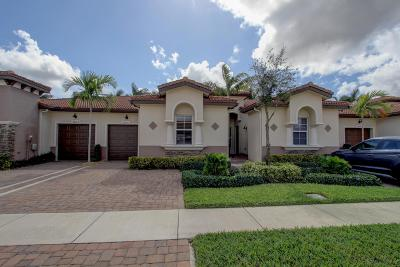 Delray Beach Single Family Home For Sale: 14611 Barletta Way
