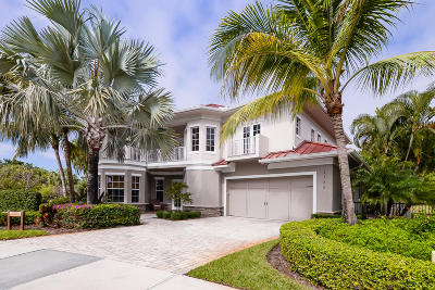 Jensen Beach Single Family Home For Sale: 1125 NE Savanna Oaks Way