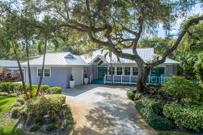 Palm Beach Gardens Single Family Home For Sale: 2452 Country Oaks Lane
