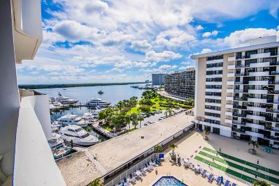 North Palm Beach Condo For Sale: 1208 Marine Way #705