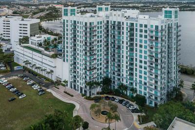 West Palm Beach Condo For Sale: 300 S Australian Avenue #1206