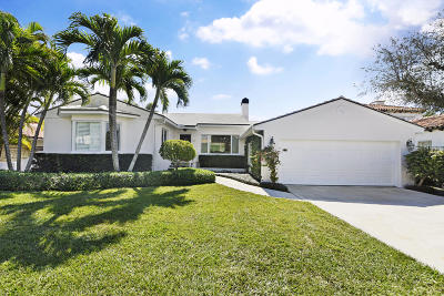 West Palm Beach Single Family Home For Sale: 250 Murray Road