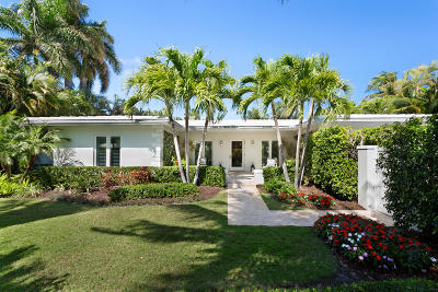 Palm Beach County Single Family Home For Sale: 1017 Azalea Road