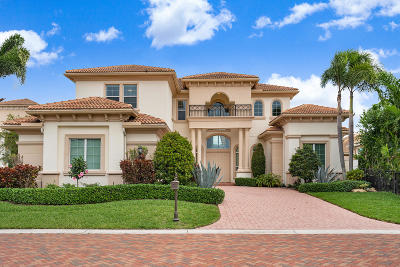 Single Family Home For Sale: 17392 Vistancia Circle