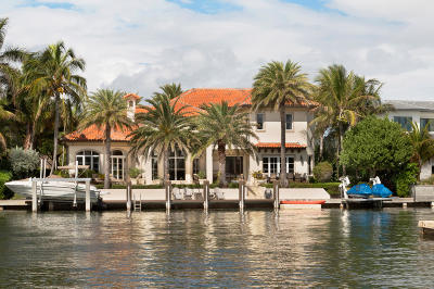 Single Family Home For Sale: 88 Island Drive S