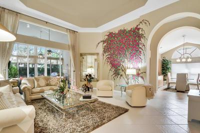 Boynton Beach Single Family Home For Sale: 6882 Fiji Circle