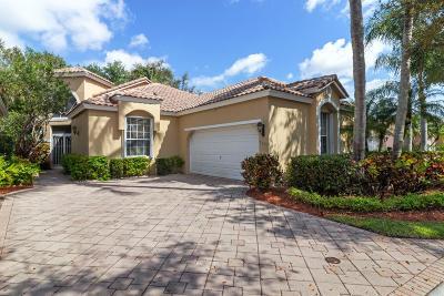 Boynton Beach Single Family Home For Sale: 5201 Brookview Drive