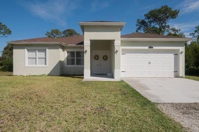 Loxahatchee Single Family Home For Sale: 18055 41st Road