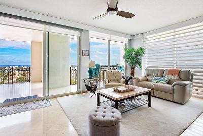 West Palm Beach Condo For Sale: 550 Okeechobee Boulevard #1601