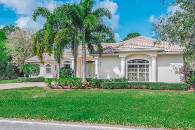 Port Saint Lucie Single Family Home For Sale: 551 SW Sanctuary Drive