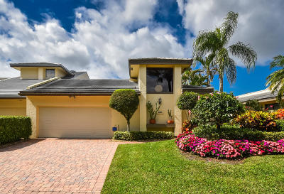 Boca Raton Single Family Home For Sale: 19592 Planters Point Drive