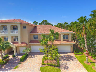 Palm Beach Gardens Townhouse Contingent: 5117 Artesa Way W
