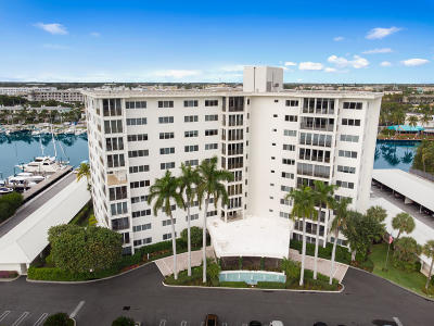 Delray Beach Condo For Sale: 86 Macfarlane Drive #5j