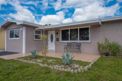 Pembroke Pines Single Family Home For Sale: 8781 Johnson Street