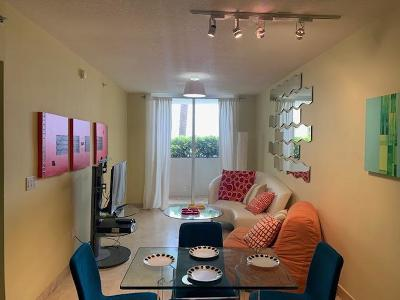 West Palm Beach Rental For Rent: 1551 Flagler Drive #512