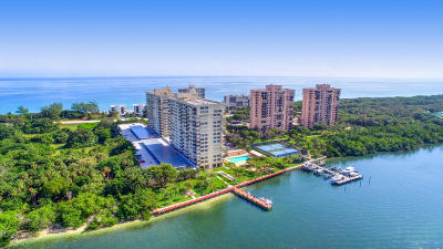 Boca Raton Condo Contingent: 2121 Ocean Boulevard #203w