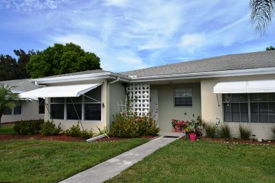 Fort Pierce Condo For Sale: 920 Savannas Point Drive #A