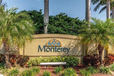 Boynton Beach Rental For Rent: 310 Lake Monterey Circle