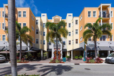 Delray Beach Condo For Sale: 200 NE 2nd Avenue #412
