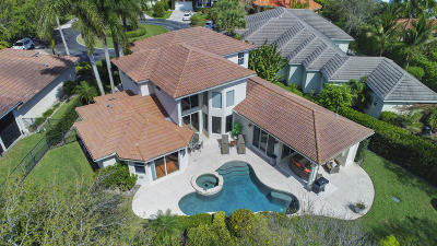 Tequesta Single Family Home For Sale: 10842 SE Arielle Terrace
