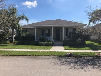 Vero Beach Single Family Home For Sale: 1495 Bunker Court