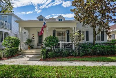 Jupiter Single Family Home For Sale: 237 Poinciana Drive