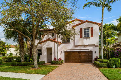 Palm Beach Gardens Single Family Home For Sale: 847 Madison Court