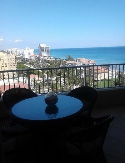 Toscana, Toscana North, Toscana North Tower I, Toscana South, Toscana South Condo, Toscana South Tower Iii, Toscana West Condo, Toscana West Tower Ii Condo For Sale: 3700 S Ocean Boulevard #1107