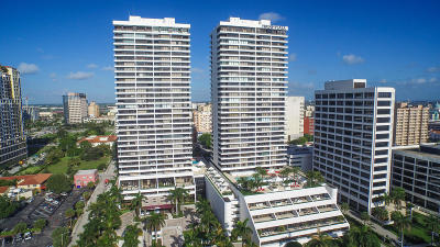 West Palm Beach Condo For Sale: 525 S Flagler Drive #23ab