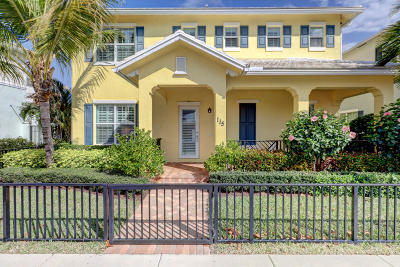 Jupiter Single Family Home For Sale: 115 Redbud Road