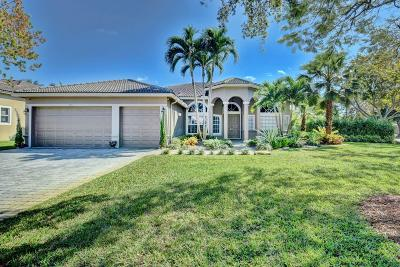 Coral Springs Single Family Home Contingent: 901 NW 119th Avenue