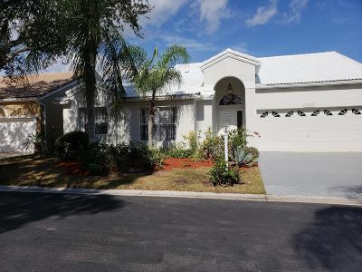 Palm Beach Gardens Single Family Home For Sale: 10185 Balsa Way