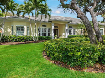 Single Family Home For Sale: 4 W Sea Colony Drive