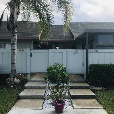Jensen Beach Single Family Home Contingent: 3989 NW Cinnamon Tree Circle